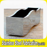 Stainless Steel Planter Pot Different Shape Flower Pot