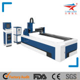 1000W Fiber Metal Laser Cutting Engraving Marking Machine (TQL-MFC1000-3015)