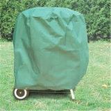 Waterproof PVC Backed Polyester BBQ Cover
