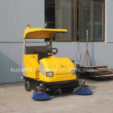 Electric Power Sweeper Ride on Road Cleaner