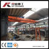 Double Girder Semi Gantry Crane 100 Ton
