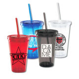 Double Walls as or PS Plastic Advertising Tumbler and Mug