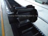 EP250 Sidewall Cleat Conveyor Belt with ISO Certificate