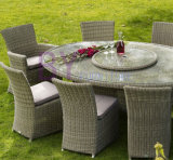 Wholesale China Manufacture Rattan Round Leisure Ways Outdoor Furniture