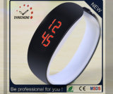 Sports Wrist Silicone Digital LED Digital Electronic Wrist Watch (DC-1103)