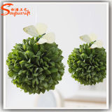 2015 Customized Indoor Decorative Artificial Grass Ball