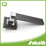 European Market Chrome Interior Door Handle