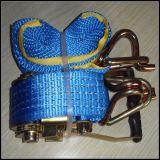 Cheap Ratchet Straps 25mm Double J Hook Tie Down