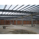 Steel Container House Prefabricated Light Steel Structure Warehouse