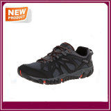 Black Shockproof Walking Comfortable Sport Running Shoes