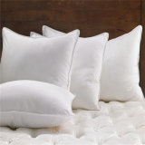 White Duck Feather Insert Pillow