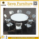 Hot Sale Top Quality Steel Wholesale Plastic Wedding/Event Folding Chair