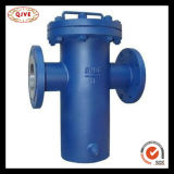 "The Pass-Through Strainer in Valve (2""-8"")"