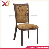 Hot Sale Hotel Restaurant Furniture Metal Dining Banquet Chair
