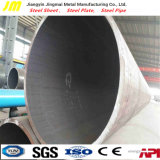 304 316 Large Diameter Steel Square Pipe, Circular Welded Tube