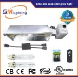 Professional Newest 630W CMH Dimmable Digital Ballast Grow Light Reflector Hood with Dual 315W CMH LED Bulbs for HID Lighting System Kit