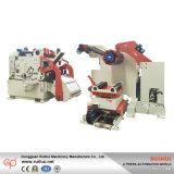 1000mm Sheet Metal Automatic Power Press Feeder Decoiler and Straightener (MAC4-1000H)