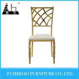Hot Sales Furniture Hotel Wedding Chair with Gold