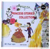3D Animals Pop-UPS English Fairy Tale Books
