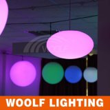 Glowing Color Outdoor Waterproof Garden LED Ball