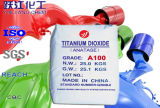 Anatase Grade TiO2 for Exterior-Wall Paintings