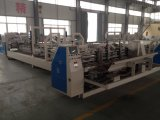 Cx 2400mm Automatic Big Carton Fold Gluing Machine