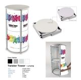 3 Tiers Promotional Table Trade Show Booth Table (LT-07A)