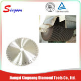 Circular Saw Blade Cuting with Diamond Segment