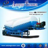 China 42 Cbm 3 Shaft Bulk Cement Tank Semi Trailer (volume optional) for Sale