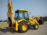 China Cheap Small Backhoe Loader with Low Price