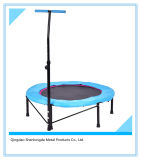 Cnsld 48′′ Trampoline with Handrail