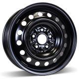 16X6.5 5-114.3 (5-4.5) Steel Snow Wheel Black