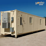 PVC Flooring Foldable Container House (C-H 119)