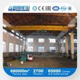 Henan Mine Brand Single Beam Overhead Hoist Eot Crane (LDA)