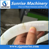 PVC Single Wall Corrugated Pipe Production Line / Extrusion Line
