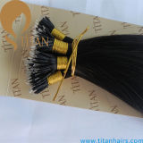 Virgin Human Hair Brazilian Hair Nano Ring Hair Extension