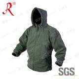Men New Design Soft Shell&Fleece Outdoor Jacket (QF-485)