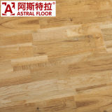 HDF with High Quality and Low Price Handscraped Grain Laminate Flooring (AS1507)