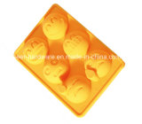 6 in 1 Funny Mickey Shape Cake Mould (SE-538)
