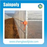 Manual Plastic-Film Reeling Ventilation System for Greenhouse