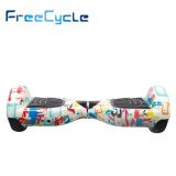 4.4A 36V Samsung 18650 Battery Two Wheels Self Balancing Electric Scooter Hoverboard E-Scooter with Water Transfer Printing Color