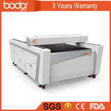 Professional and Cheap Cloth/Leather/Acrylic/Wood CO2 Laser Cutting Machine Price