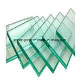 Safety Glass Clear Float Glass for Construction