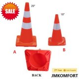 Red Safety Reflective PVC Traffic Cone (JMC-361P)