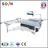 Sliding Table Saw with Scoring Blade for Wood Cutting