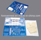 Anesthesia Mini Pack Combined Spinal and Epidural Kit Emergency Kit