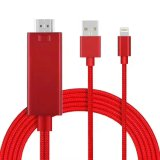 2017 New Design Lightning to HDMI Cable for iPhone