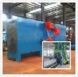 Steel Structure Surface Cleaning Rust Welding Slag Cleaning Machine