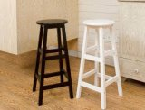 Solid Wood Bar Chairs Dining Chairs Modern Chairs (M-X2028)