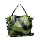 2017 New Designs PU Leather Lady Handbag